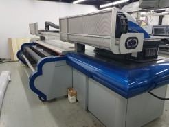 Gandy_Digital_Pred8tor printing machine