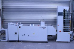 Horizon VAC100 Collator with SPF20a and FC20a Bookletmaker and Trimmer Horizon